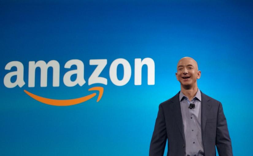 Jeff Bezos, der reichste Mensch aller Zeiten?
